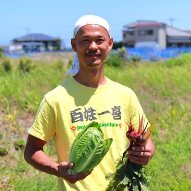 篠塚享利さん
